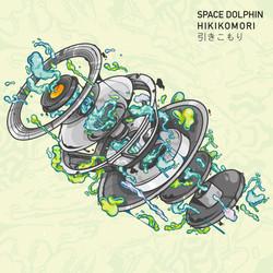Spacedolphinartwork