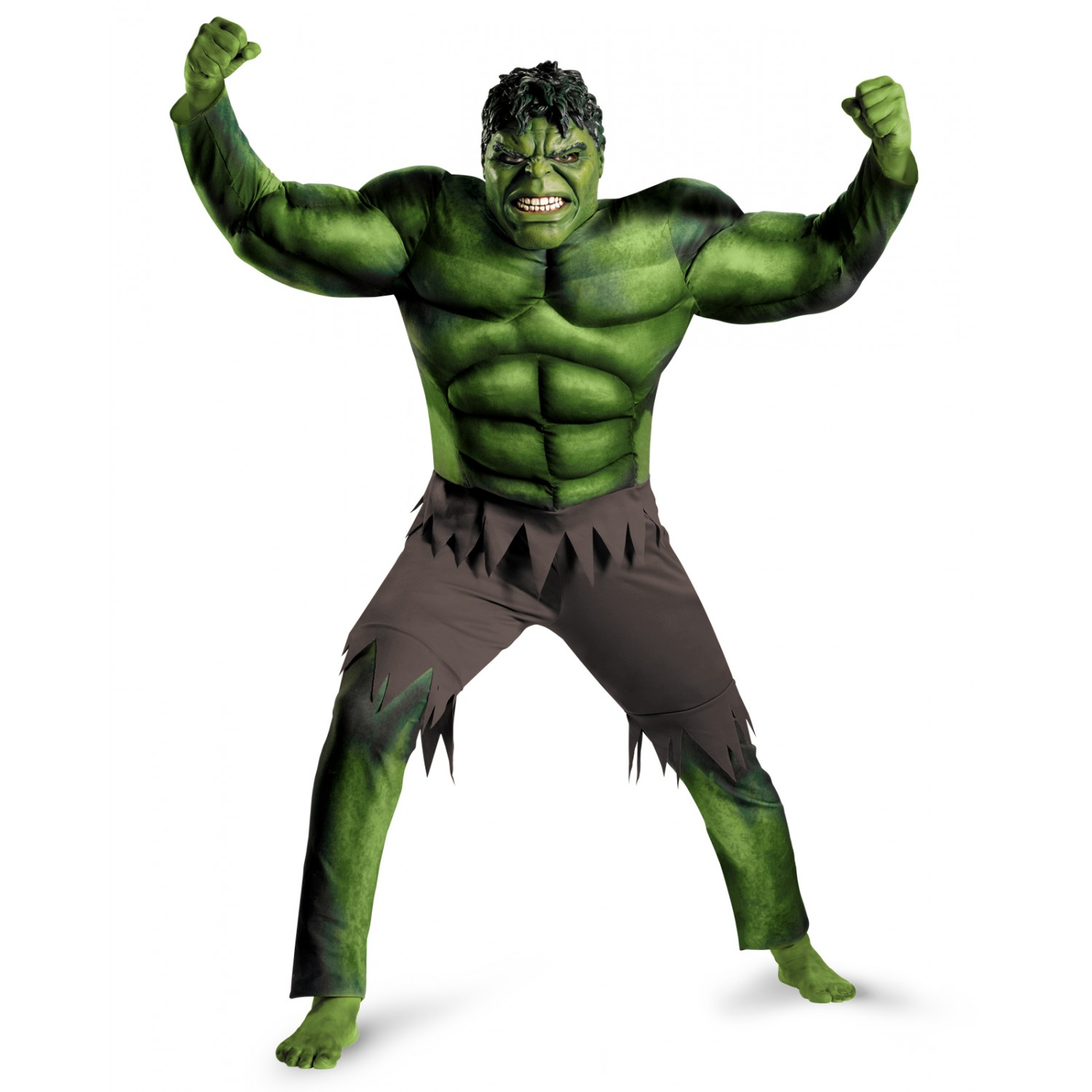 The Avengers Hulk Costume