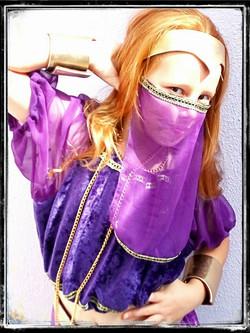 Jasmine Child Costume