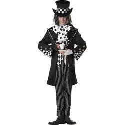 Deluxe Dark Mad Hatter Costume