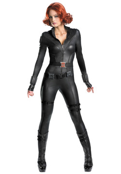 Womens Replica Black Widow Costume