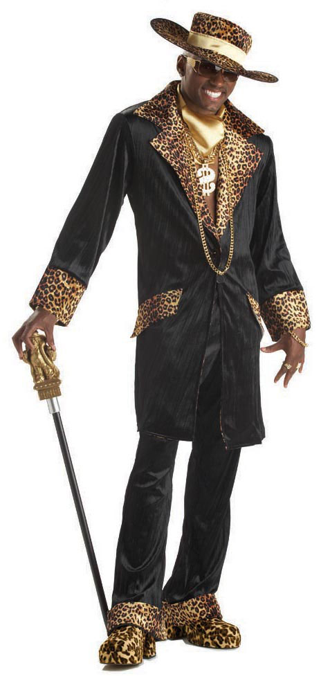 Mac Daddy Pimp Costume