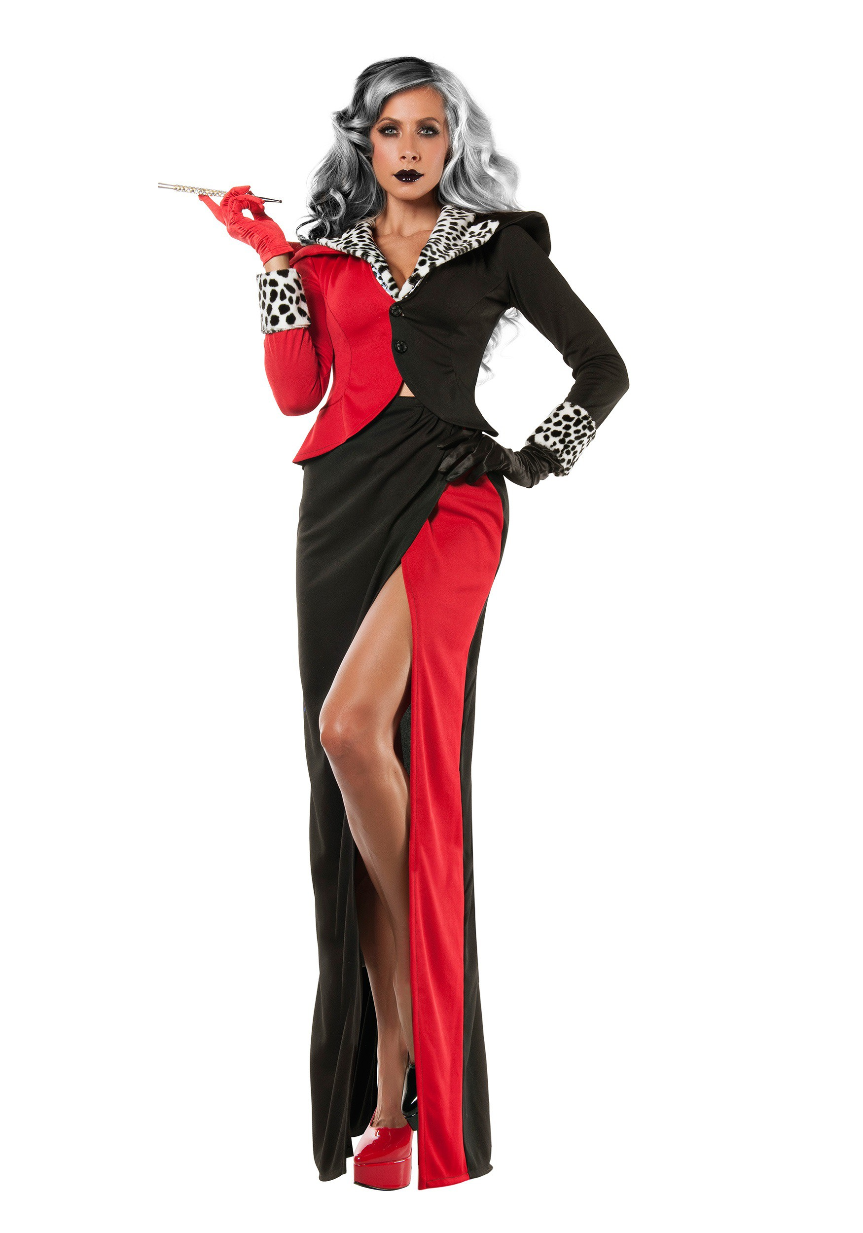 Cruella Devil Disney Costume