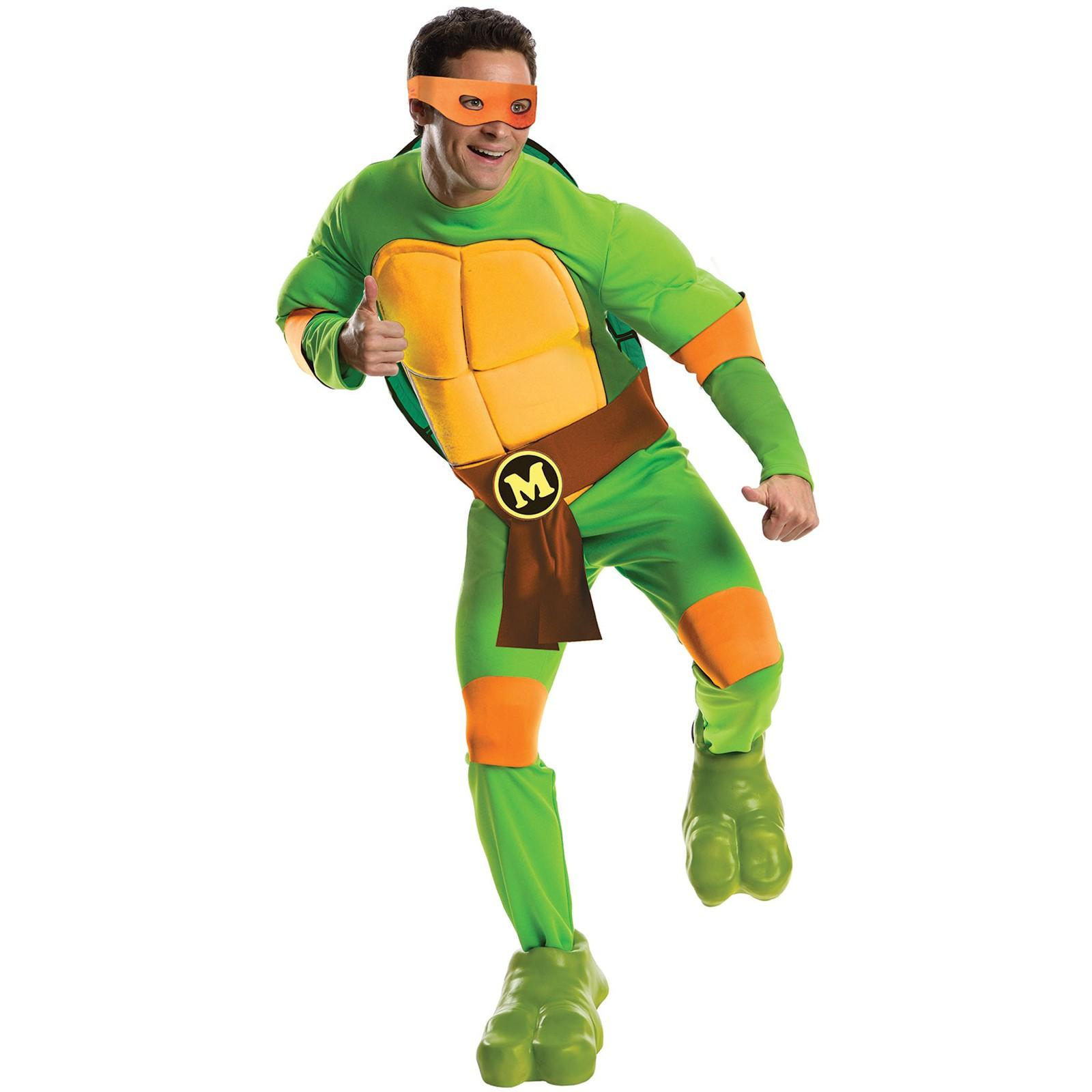 Deluxe Adult Michelangelo Costume