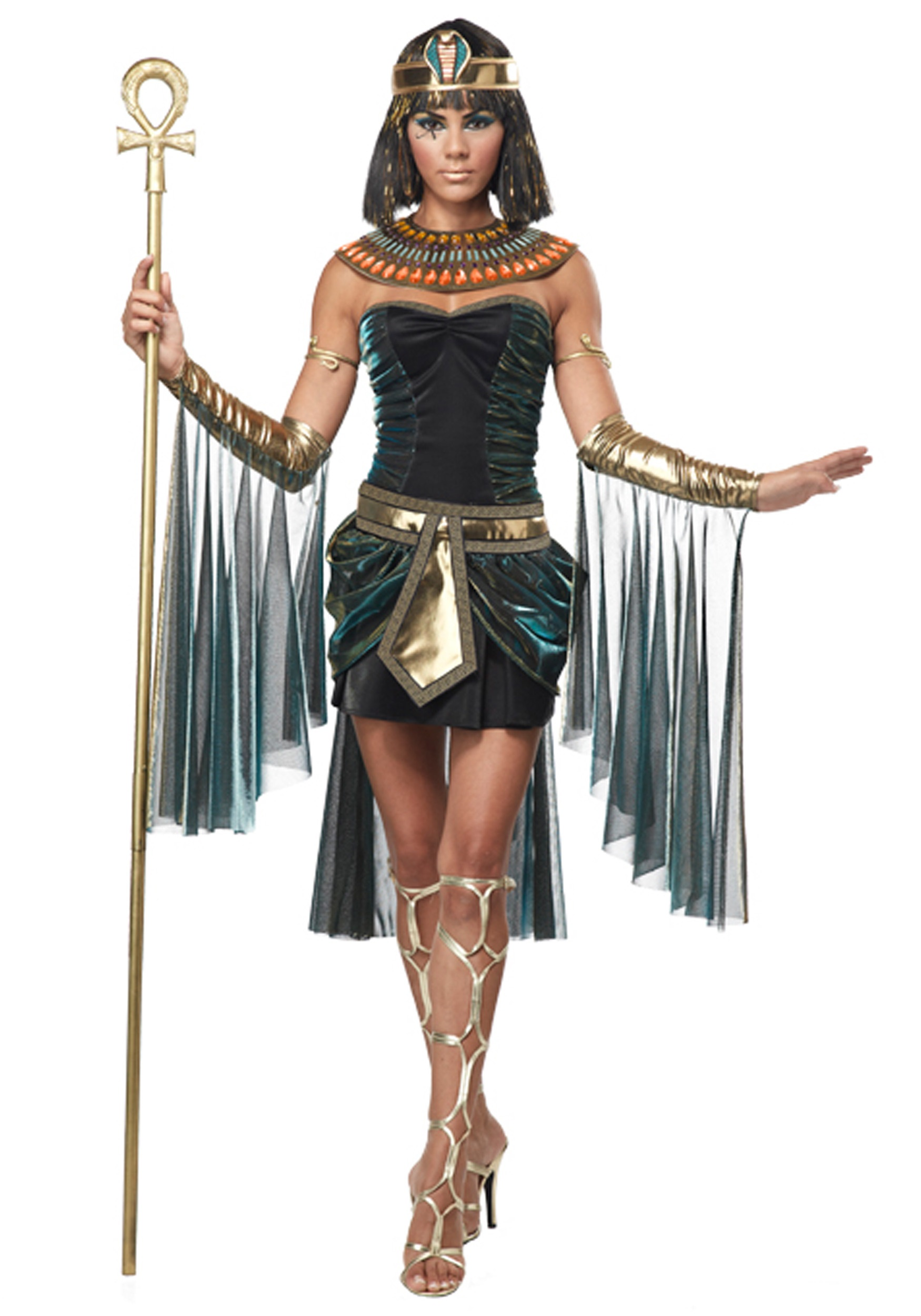 Plus Size Egyptian Godess Costume