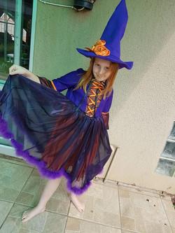 Witch Kids Costume