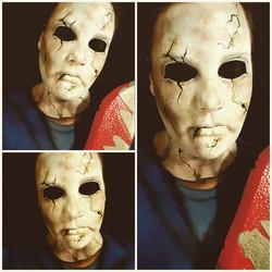 Mike Meyers Halloween Makeup