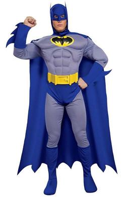 Deluxe Batman Muscle Chest