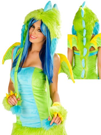 Puff the Magic Dragon Costume