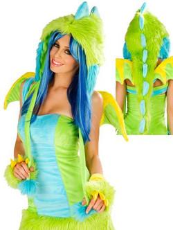 Puff the Magic Dragon Costume
