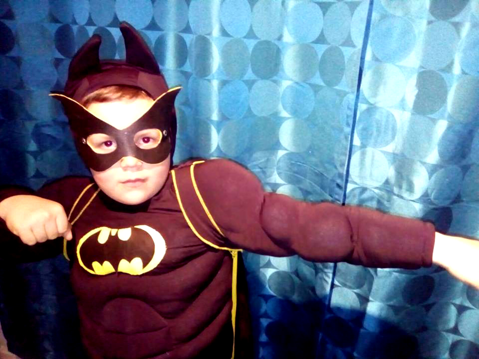 Bat Kids Costume