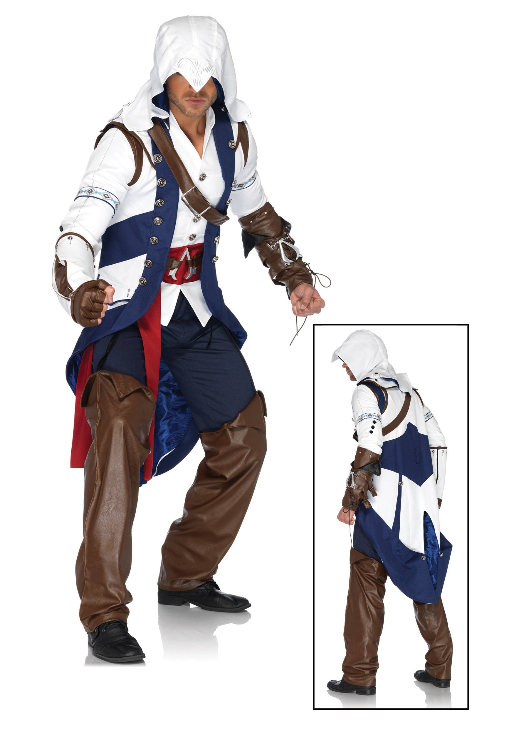 Assasins Creed Connor Costume