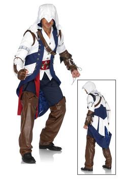 Assasins Creed Connor Costume