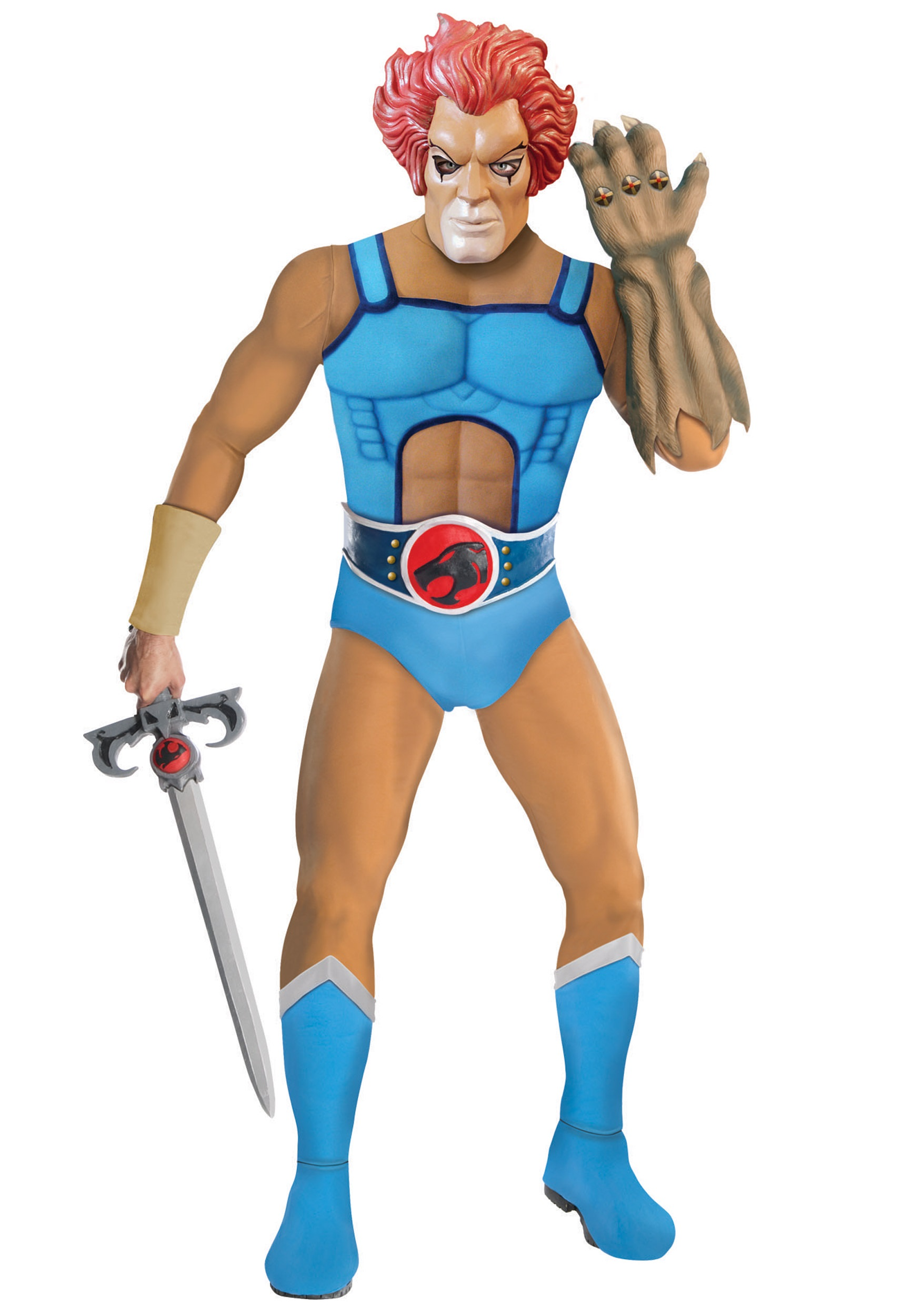 Mens Lion-O Costume.