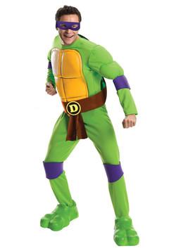Deluxe Adult Donatello Costume