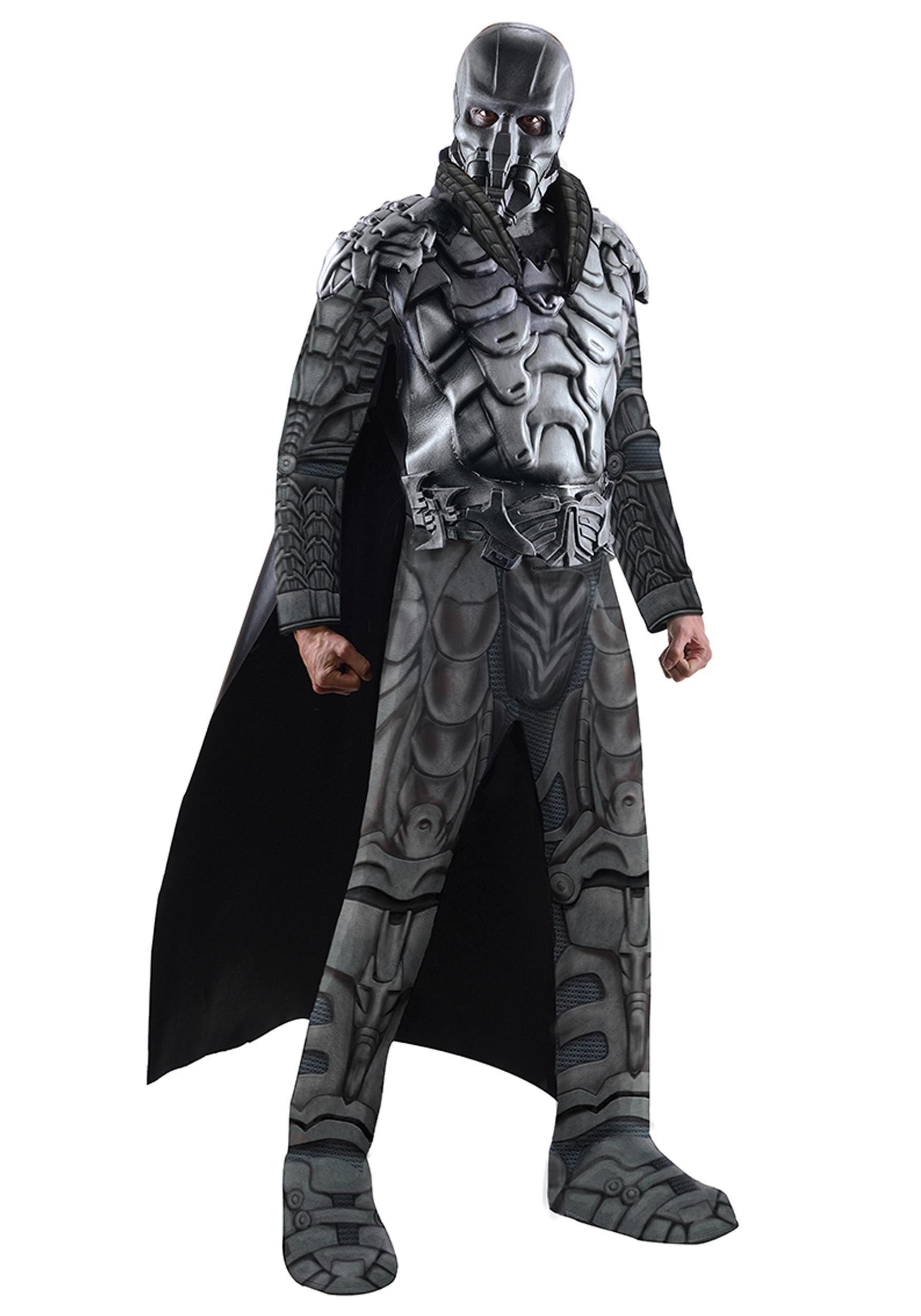 Deluxe General Zod Costume