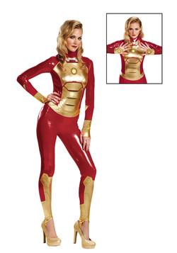 Sexy Iron Man Women's Costume