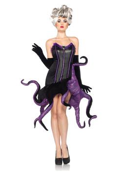 Womens Disney Ursula Costume
