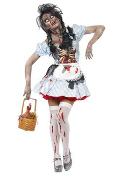 Zombie Kansas Girl Costume