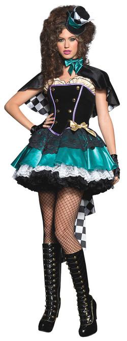 Tea Time Mad Hatter Costume