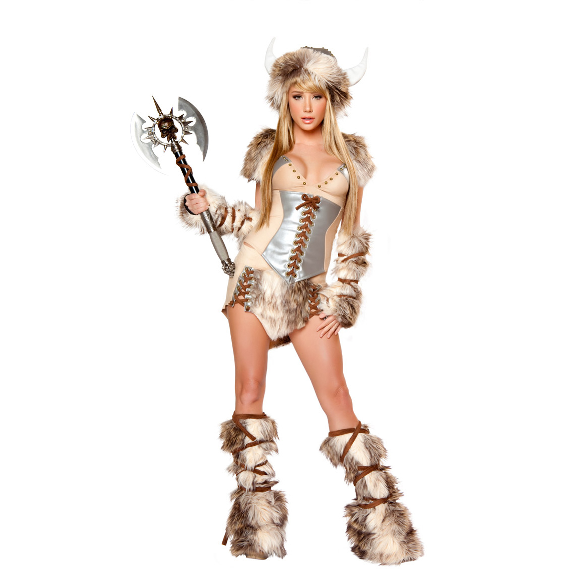 Super Sexy Viking Costume