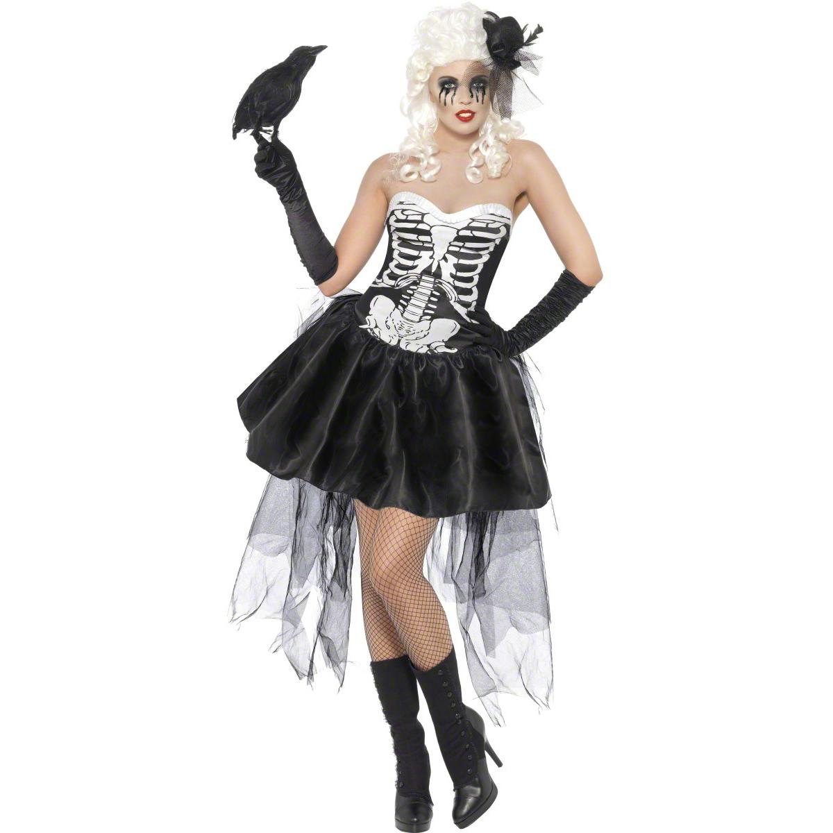 Womens Skeleton Costume