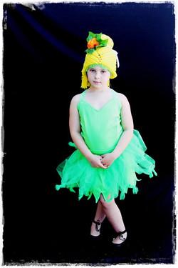 Tinkerbell Kids Costume