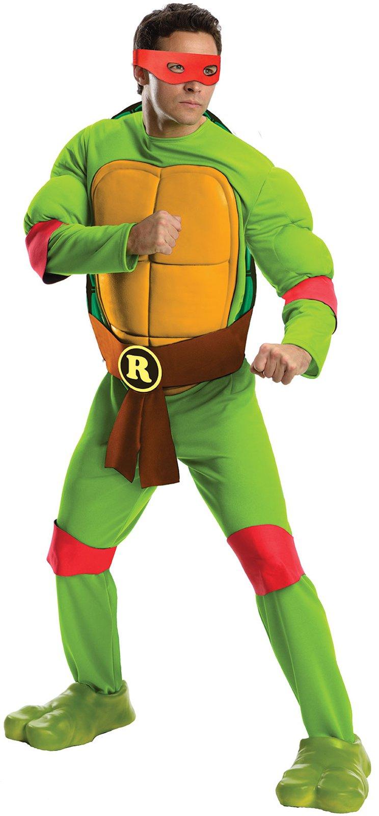 Deluxe Adult Raphael Costume