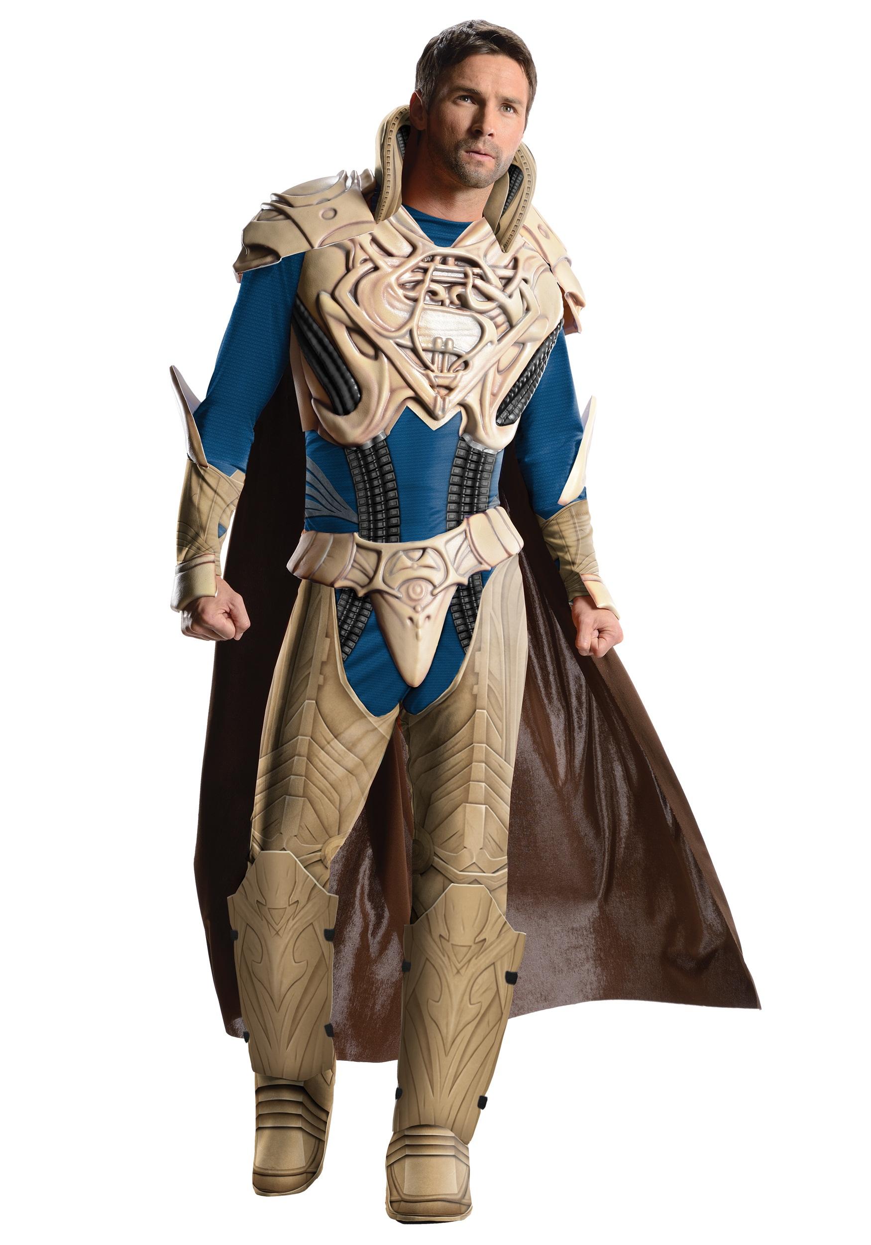 Deluxe Jor-El Costume