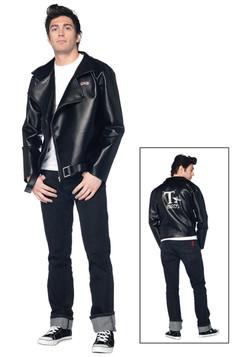 Plus Size Men's Grease T-Birds Jacke