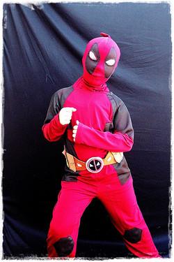 Deadpool Kids Costume