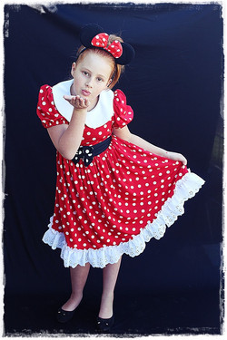 Minnie Mouse Kids Costume
