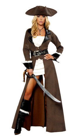 Pirate Captian Costume