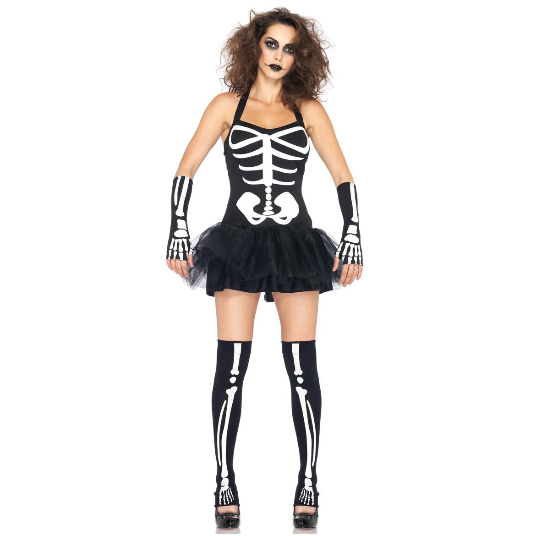 Sexy Skeleton Costume Adult