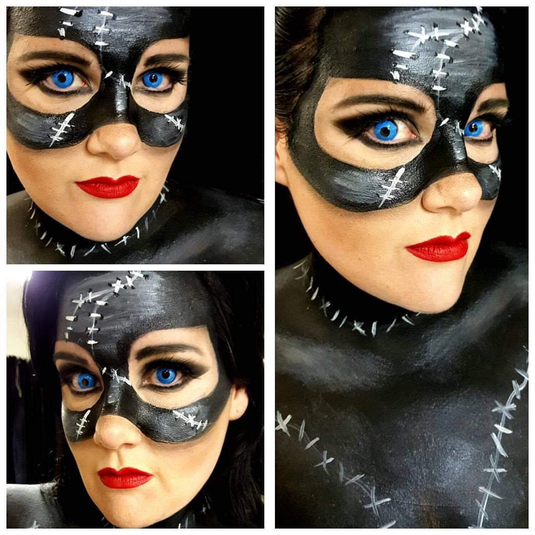 Catwoman Halloween Costume