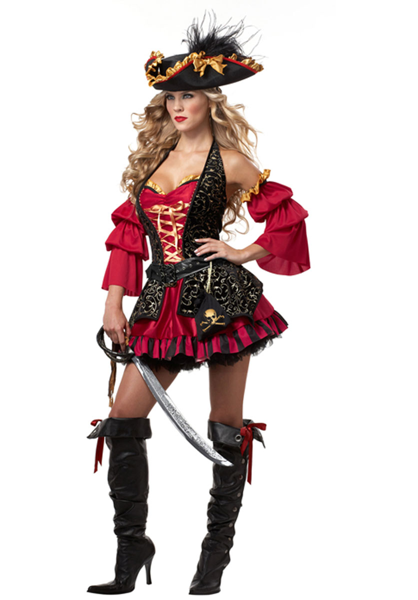 Spanish Pirate Costume