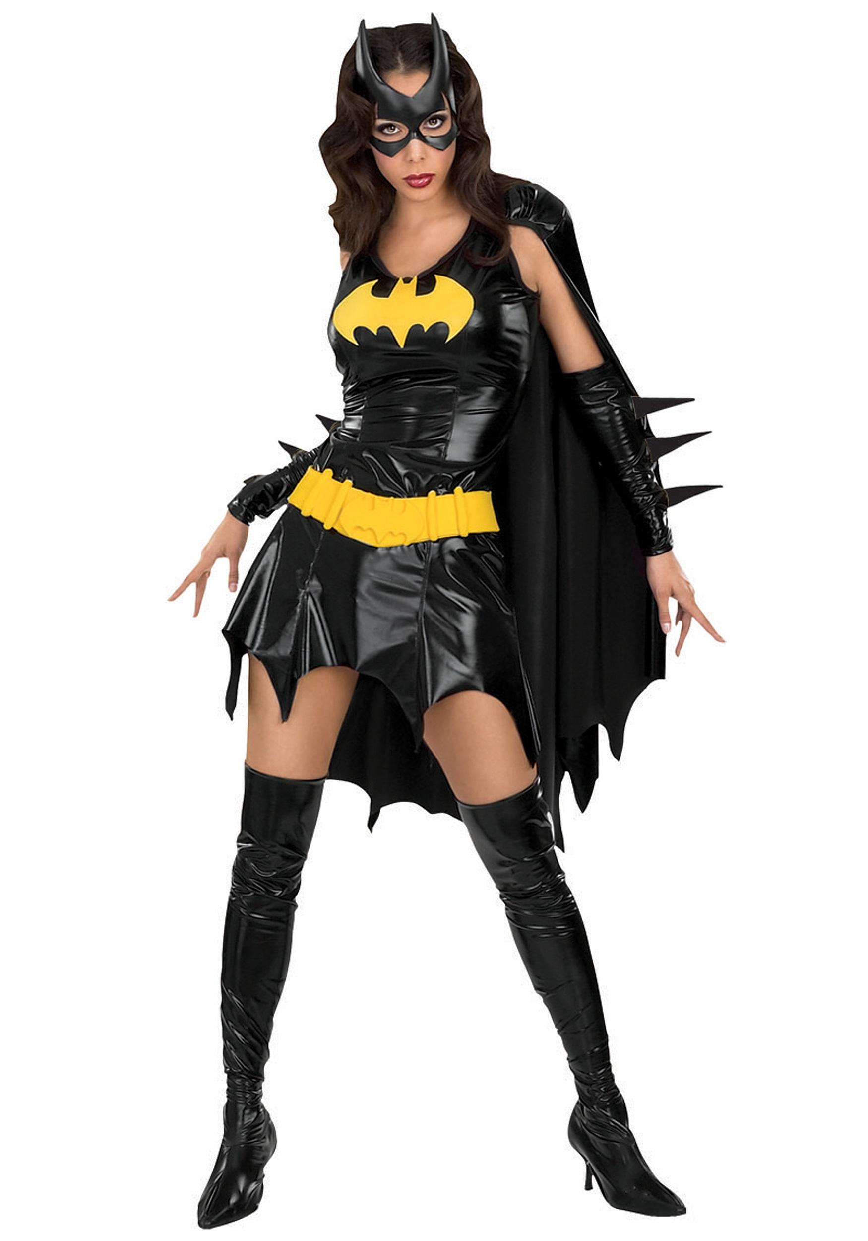 Sexy Batgirl