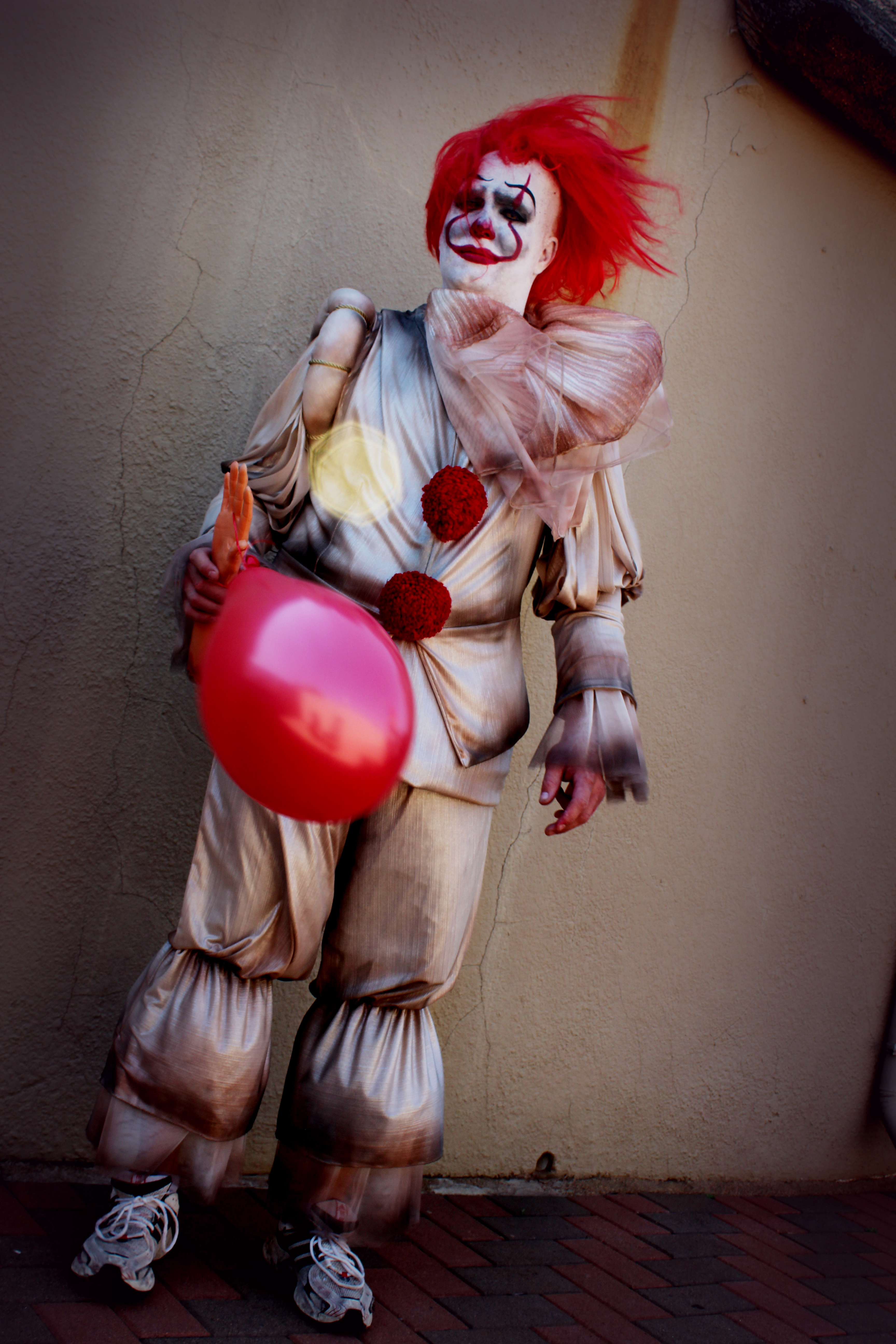 PENNYWISE COSPLAY COSTUME