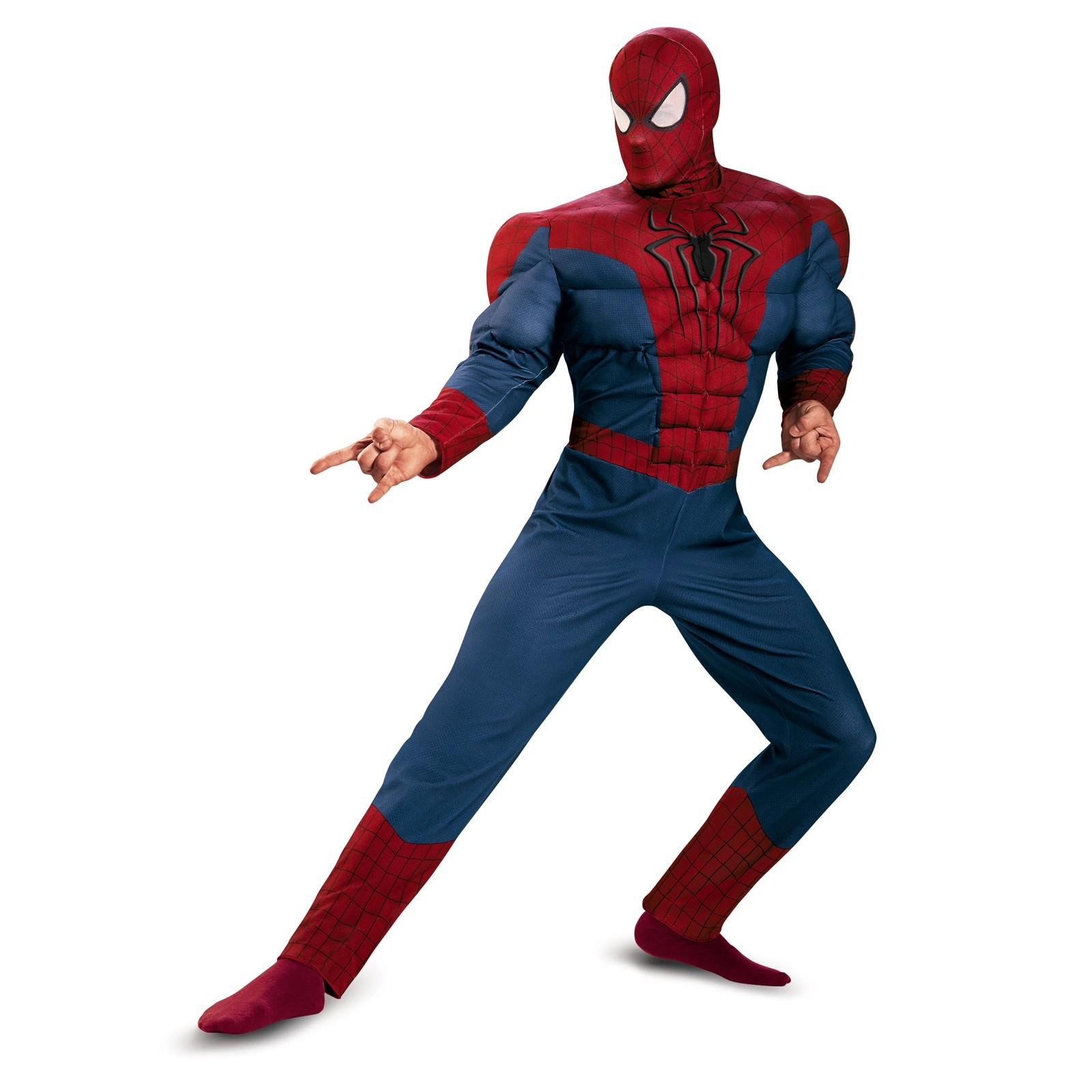 Spiderman Movie Costume