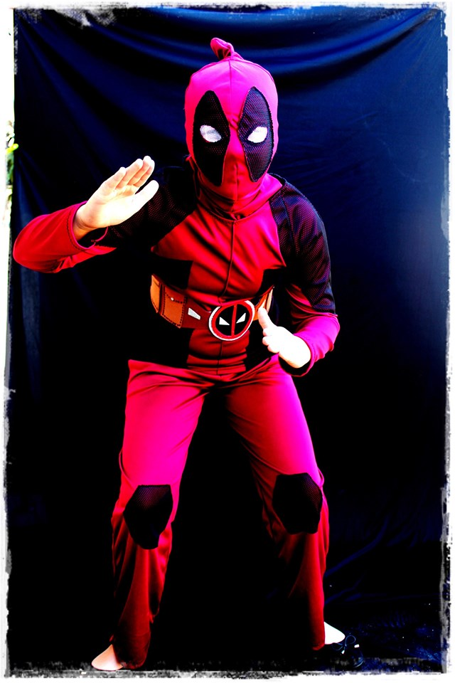 Deadpool Kids Costumes