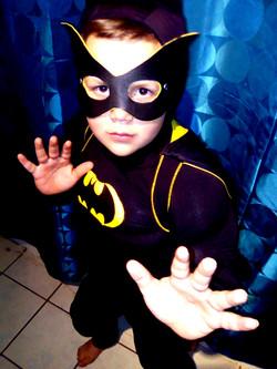 Bat Kids Costume