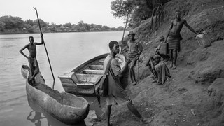By the Omo River, Ethiopia 2015