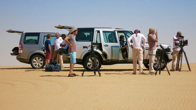 Landrover, Saudi 2013