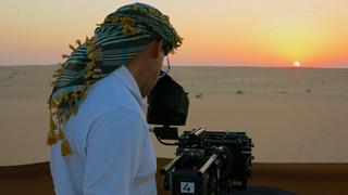Saudi Sunset