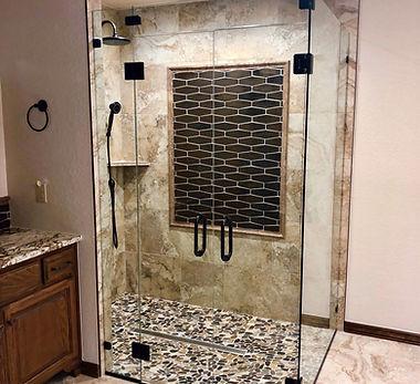 ADA shower remodel