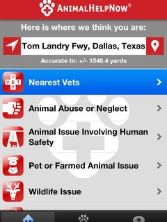 New-to-Texas mobile app helps save animals in distress