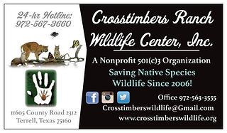 Crosstimbers Ranch Wildlife Center