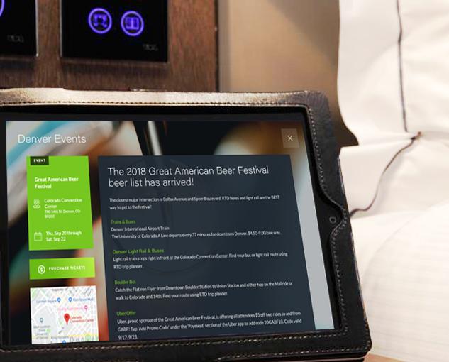 Edison Interactive - Hotel