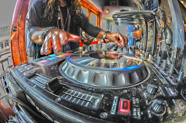 DJ CYN - Product Launch