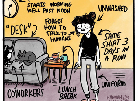 TIPS: Avoid the WFH Burnout